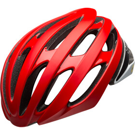 Bell Stratus MIPS Casque, matte/gloss red/black